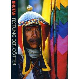 Serindia Publications Bhutan - Festung der Götter, von Christian Schicklgruber und Francoise Pommaret