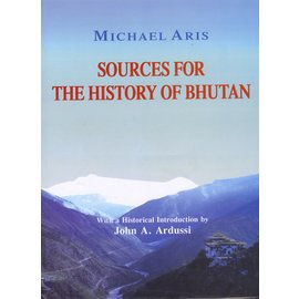 Motilal Banarsidas Publishers Sources for a History of Bhutan, by Michael Aris