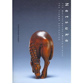 ARNOLDSCHE Art Publishers Netsuke:  The Trumpf Collection, 2 vols, von  Patrizia Jirka-Schmitz
