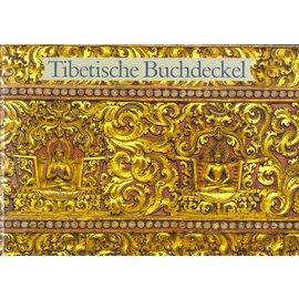 Bayerische Staatsbibliothek Tibetische Buckdeckel, von Günter Grönbold