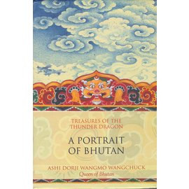 Penguin Viking Treasures of the Thunder Dragon: A Portrait of Bhutan, by Ashi Dorji Wangmo Wangchuk