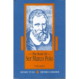 Munshiram Manoharlal Publishers The Book of Ser Marco Polo, 2 Vols. by Henry Yule and Henri Cordier