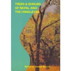 Book Faith India Trees and Shrubs of Nepal and the Himalayas, by Adrian & Jimmie Storrs