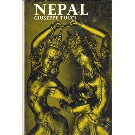 E. P. Dutton & Co., Inc. Nepal: The Dicovery of the Malla, by Giuseppe Tucci