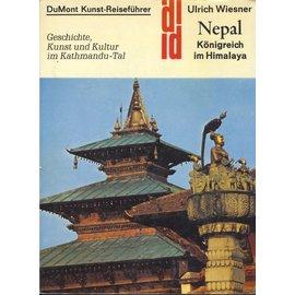 Du Mont Nepal, Königreich im Himalaya, von Ulrich Wiesner