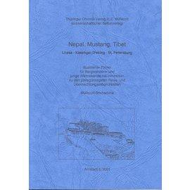 Selbstverlag Nepal, Mustang, Tibet: Illustrierter Führer für Bergwanderer und junge Weltreisende, von H.E. Müllerott-Shcherbina