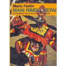 The English Book Store New Delhi Mani Rimdu, Nepal: The Buddhist Dance Drama of Tengpoche, by Mario Fantin