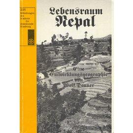 Mitteilungen des Institus für Asienkunde Hamburg Lebensraum Nepal: Eine Entwicklungsgeographie, von Wolf Donner