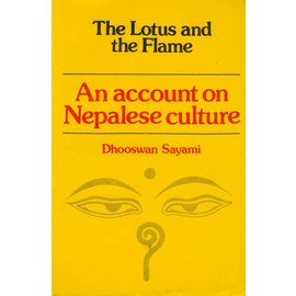 Ratna Pustak Bhandur The Lotus and the Flame: An Account on Nepalese Culture, by Dhooswan Sayami