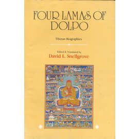 Himalayan Book Seller Four Lamas of Dolpo,  by D.L. Snellgrove