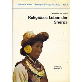 Universitätsverlag Wagner Innsbruck Religöses Leben der Sherpa, von Friedrich W. Funke