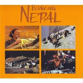 Verlagshaus Würzburg Bilder aus Nepal, von Diane Summers und Eric Valli
