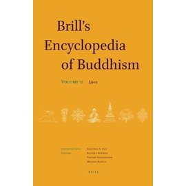 Brill Enzyklopedia of Buddhism, Vol 2, by Jonathan A. Silk and Richard Bowring