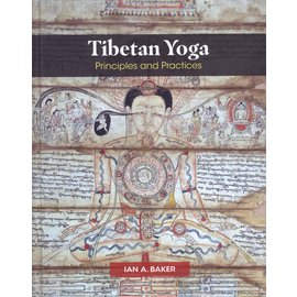 Inner Traditions Tibetan Yoga, by Ian A. Baker