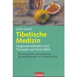 Mosaik bei Goldmann Tibetische Medizin: diagnosemethoden und Therapien auf einen Blick, von Gerti Samel