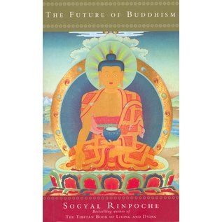 Rider London The Future of Buddhism, by Sogyal Rinpoche