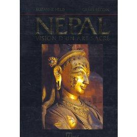 Editions Hermé Paris Nepal:Vision d'un Art Sacré, par Suzanne Held, Gilles Béguin