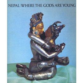 The Asia Society Nepal where the Gods are Young, by Pratapaditya Pal
