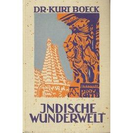 H. Haessel Verlag Leipzig Indische Wunderwelt, von Kurt Böck