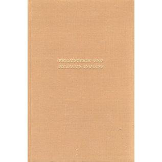 Rhein Verlag Zürich Philosophie und Religion Indiens, von Heinrich Zimmer