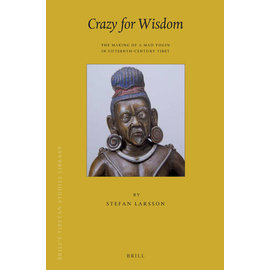 Brill Crazy for Wisdom, by Stefan Larson