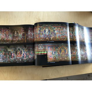 Science Publications China Mural Art of the Buddhist Gompas in Tibet, by Chai Huangbo