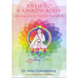 Sorig Press Path to Rainbow Body, by Dr. Nida Chenagtsang