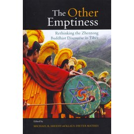 State University of New York Press (SUNY) The Other Emptiness, by Michael Sheehy and Klaus-Dieter Mathes