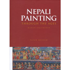 Patan Museum Lalitpur, Nepal Nepali Painting Through the Ages, by Madan Chitrakar