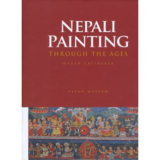 Patan Museum Lalitpur, Nepal Nepali Painting Through the Ages,  by Madan Chitrakar