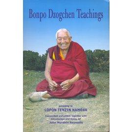 Vajra Publications Bonpo Dzogchen Teachings, by Lopön Tenzin Namdak and John Myrdhin Reynolds