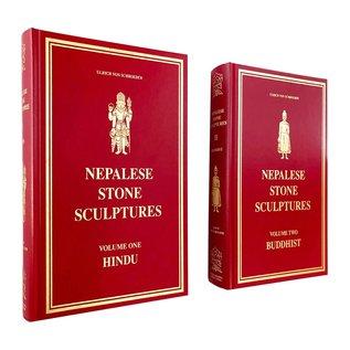 Visual Dharma Publications Nepalese Stone Sculptures, by Ulrich von Schroeder