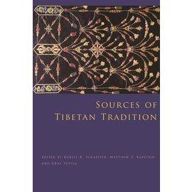 Columbia University Press Sources on Tibetan Tradition, by Kurtis R. Schaeffer, Matthew Kapstein and Gray Tuttle
