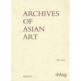 Brepols Archives on Asian Art, Nr. 55