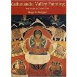 Serindia Publications Kathmandu Valley Painting: The Jucker Collection, by Hugo E. Kreijger