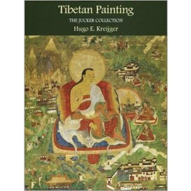Serindia Publications Tibetan Painting: The Jucker Collection, by Hugo E. Kreijger
