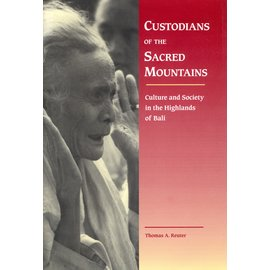 University of Hawai'i Press Custodians of the Sacred Mountains, by Thomas A. Reuter