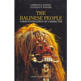 Oxford University Press The Balinese People, by Gordon D. Jensen and Luh Ketut Suryani