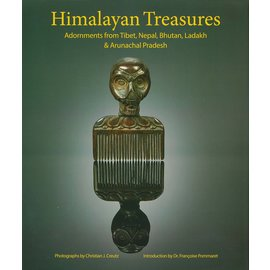 Talisman Himalayan Treasures, by Manfred Giehmann, Francoise Pommaret, Christina J. Creutz