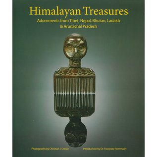Talisman Himalayan Treasures; Adornments from Tibet, Nepal, Bhutan, Ladakh and Arunachal Pradesh,  by Manfred Giehmann, Francoise Pommaret, Christina J. Creutz