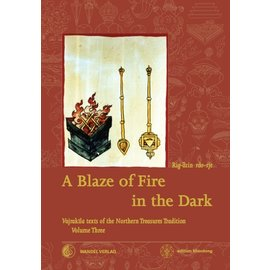 Wandel Verlag A Blaze of Fire in the Dark by Rig-'dzin rdo-rje (Martin Boord)