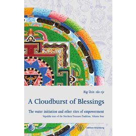 Wandel Verlag A Cloudburst of Blessings, by Rig-'dzin rdo-rje (Martin Boord)