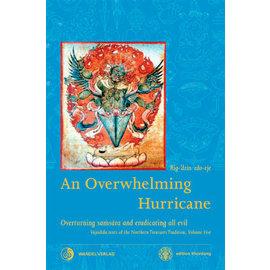 Wandel Verlag An Overwhelming Hurricane, by Rig-'dzin rdo-rje (Martin Boord)