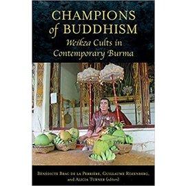 NUS Press Champions of Buddhism, by Bénédicte Brac De La Perrière