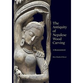 University of Washington Press The Antiquity of Nepalese Wood Carvings, by Mary Shepherd Slusser
