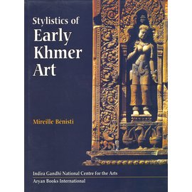 Aryan Books International Stylistics of Early Khmer Art, by Mireille Benisti