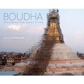Vajra Publications Boudha: Restoring the Great Stupa, by Mani Lama
