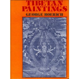 Gyan Publishing House, New Delhi Tibetan Paintings, by George Roerich