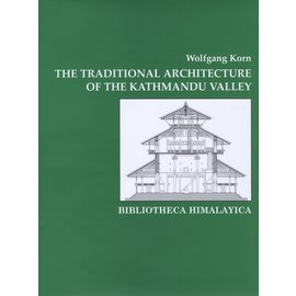 Ratna Pustak Bhandur The Traditional Architecture of the Kathmandu Valley, by Wolfgang Korn