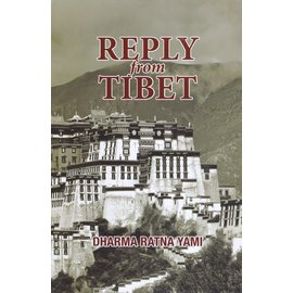 Vajra Publications Reply from Tibet, by Dharma Ratna Yami